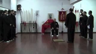 Cerimonia di accettazione nella famiglia del Qixing Tanglag