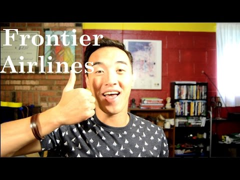 Honest Review - Frontier Airlines |TDV|