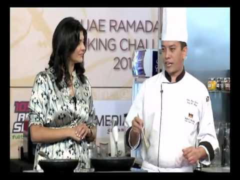 Dilip Lama Sadia Ramadan UAE Cooking Challenge 2012 # EP# 25