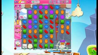 Candy Crush Saga Level 1639 No Booster 3 Stars