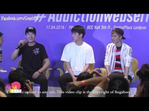 [Vietsub] Thượng ẩn - Họp báo Fanmeeting tại Thái Lan 16.04.2016