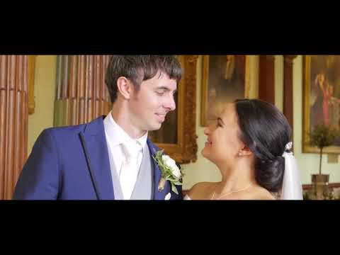Sandon Hall // Staffordshire, UK // Wedding Videographer Staffordshire