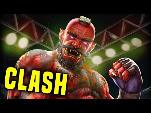 Ravana The Sacrificial Lamb. | Smite Ravana Clash Gameplay (Ravana Build)
