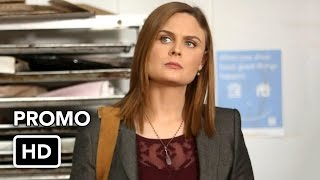 "Bones 10x13 Promo ""The Baker in the Bits"" (HD)"