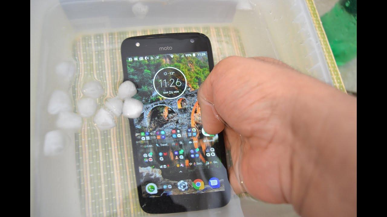 new arrival 20c28 c99e1 Motorola Moto X4 waterproof test, Will It Survive?