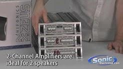 Types of Amplifiers: Car Amplifier Basics Part 1