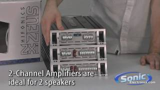 Types of Amplifiers: Car Amplifier Basics Part 1
