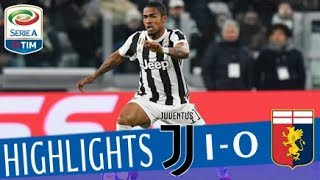 Juventus - Genoa 1-0  - Highlights - Giornata 21 - Serie A TIM 2017/18