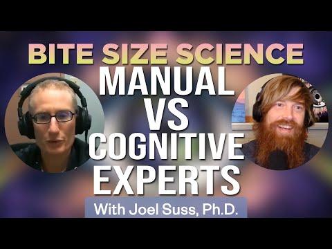 Manual vs Cognitive Expertise | Bite Size Science