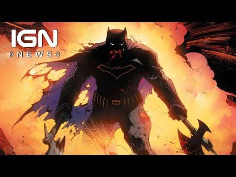 DC Spoils Huge Batman Cliffhanger in Dark Nights: Metal #1 - IGN News