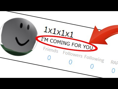 ROBLOX HACKERS ARE COMING FOR ME! (Roblox Mysteries)