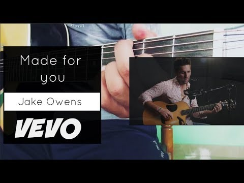Jake Owens - Made for you | vevo | String Confection