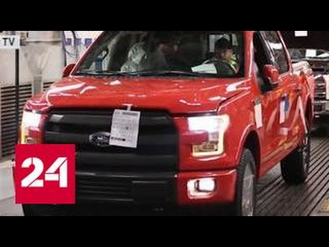 Вести.net: первое фото многострадального проекта и миллиард на автопилот от Ford