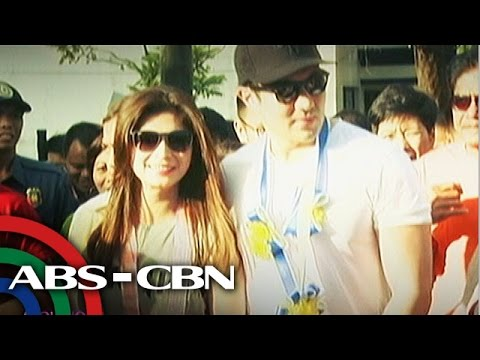 Luis, Angel will not sign a pre-nuptial agreement