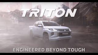 New TRITON Promotional Video (60sec) [MITSUBISHI] thumbnail