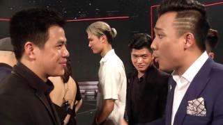 Vietnam's Got Talent 2016 - HẬU TRƯỜNG BÁN KẾT 5 - Việt Hương chia sẻ ý kiến về kết quả BK5