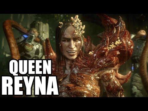 GEARS 5 - Queen Reyna Reveal Scene
