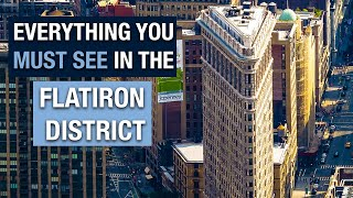 New York City: Tour of the Flatiron District