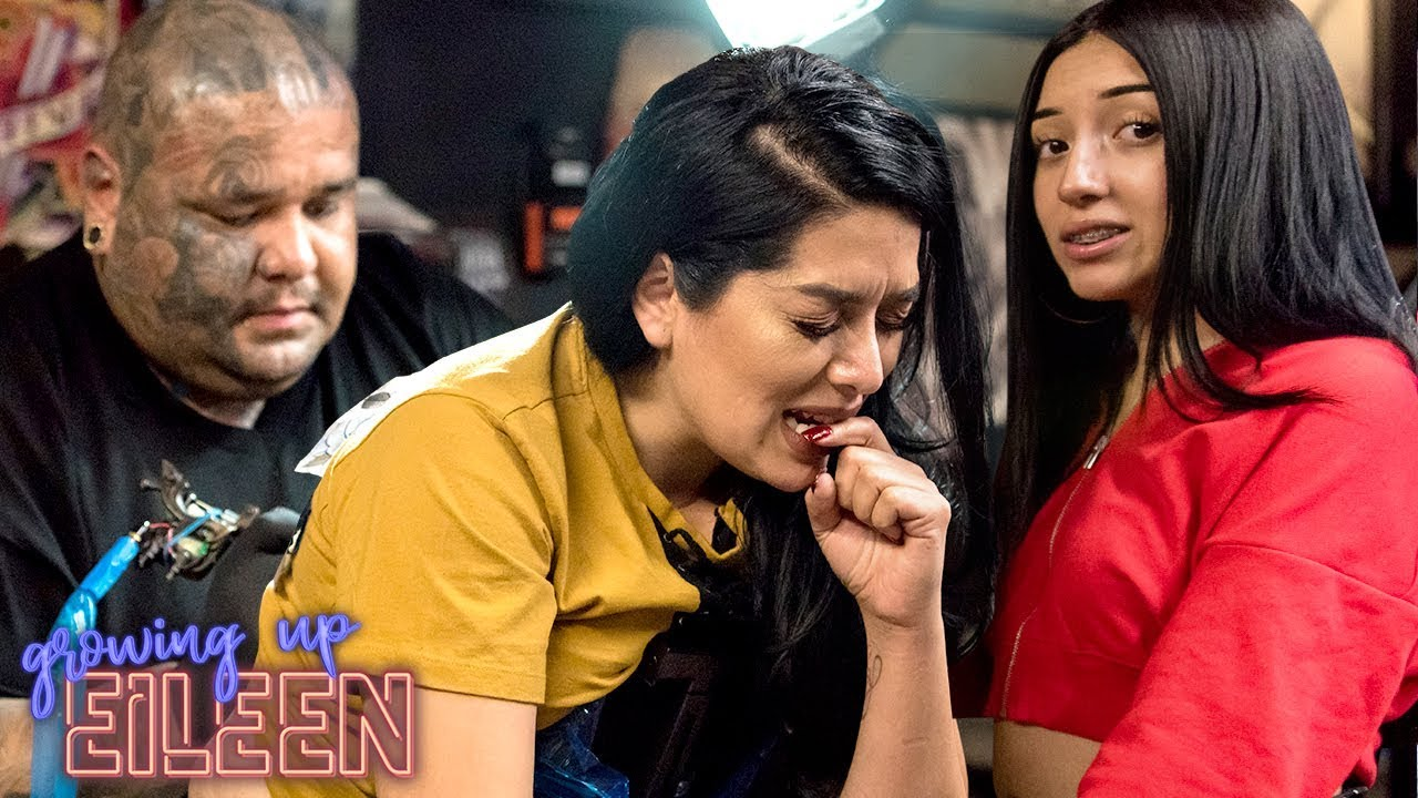 Download Mother Daughter Tattoos | Growing Up Eileen S1 EP 1