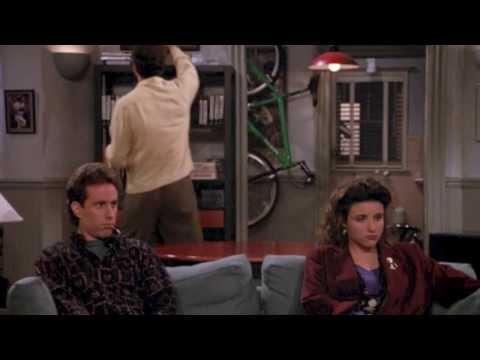 Kramer having Seizures - Seinfeld