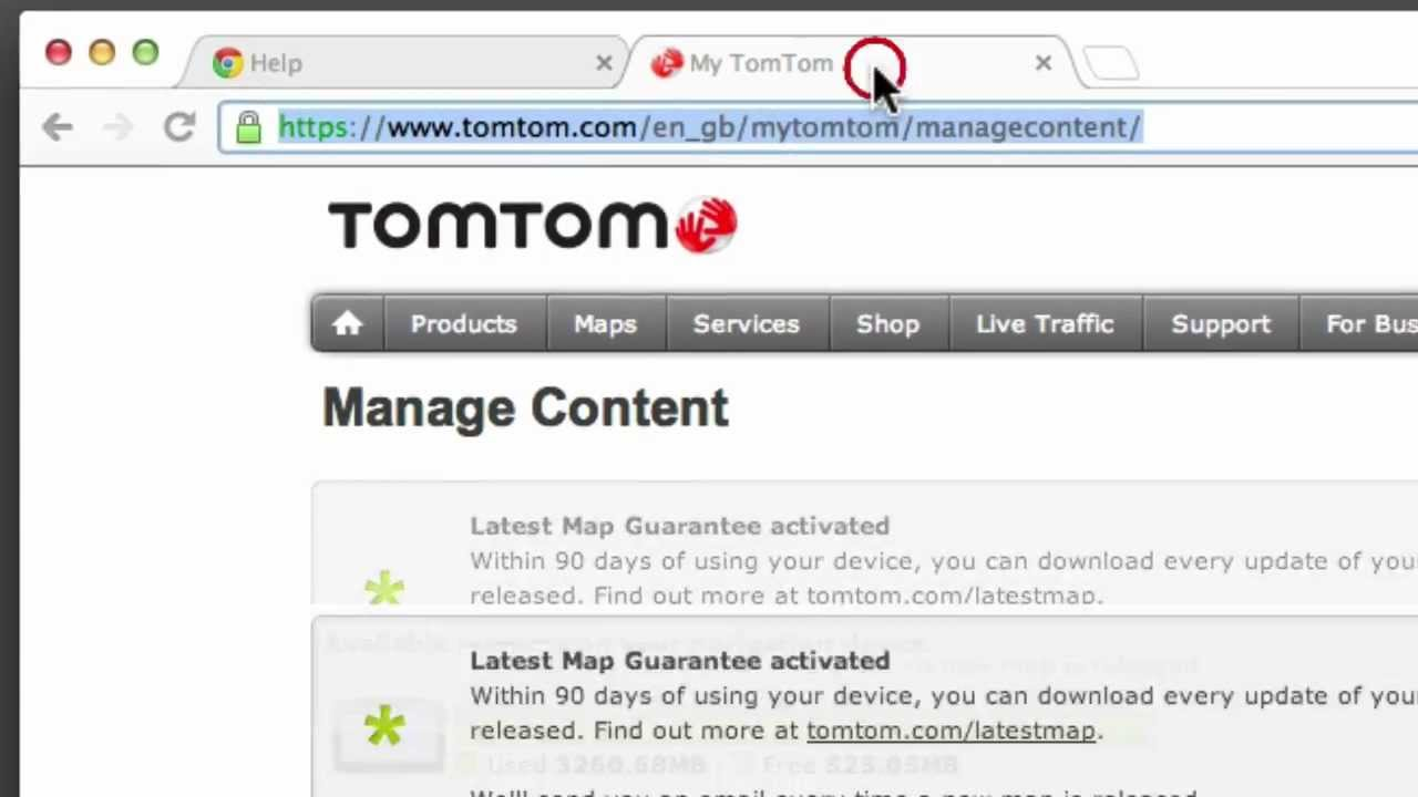 Google Chrome goes ballistic on TomTom site