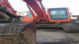 China construction equipment excavator,doosan dx300lc