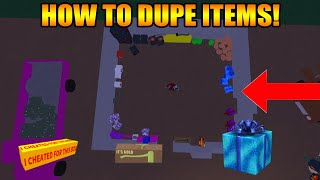 HOW TO DUPE ITEMS WITH EXPLOITS! (EASY NEW METHOD) ROBLOX LUMBER TYCOON 2
