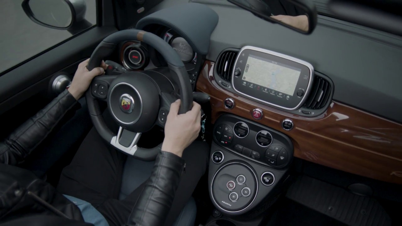 abarth 695 rivale footage abarth rivale youtube. Black Bedroom Furniture Sets. Home Design Ideas