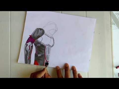 ||Pubg|| Dragon Hunter|| Suit Drawing|| By Sketch Guru||