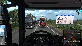 Euro Truck Simulator 2 - Driving to Kaliningrad (Beyond the Baltic Sea) [4K 60FPS]