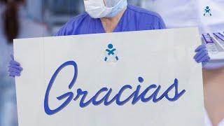 Nuestro homenaje a todas las enfermeras