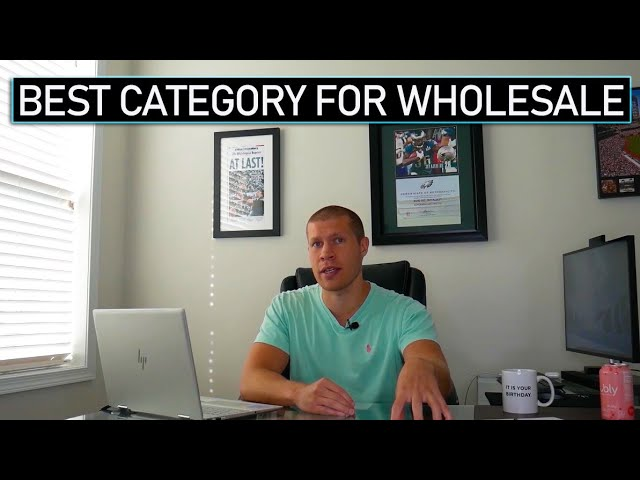 What's the Best Category to Sell in for New Wholesale Sellers