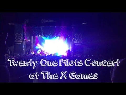 Twenty One Pilots Concert At The X Games