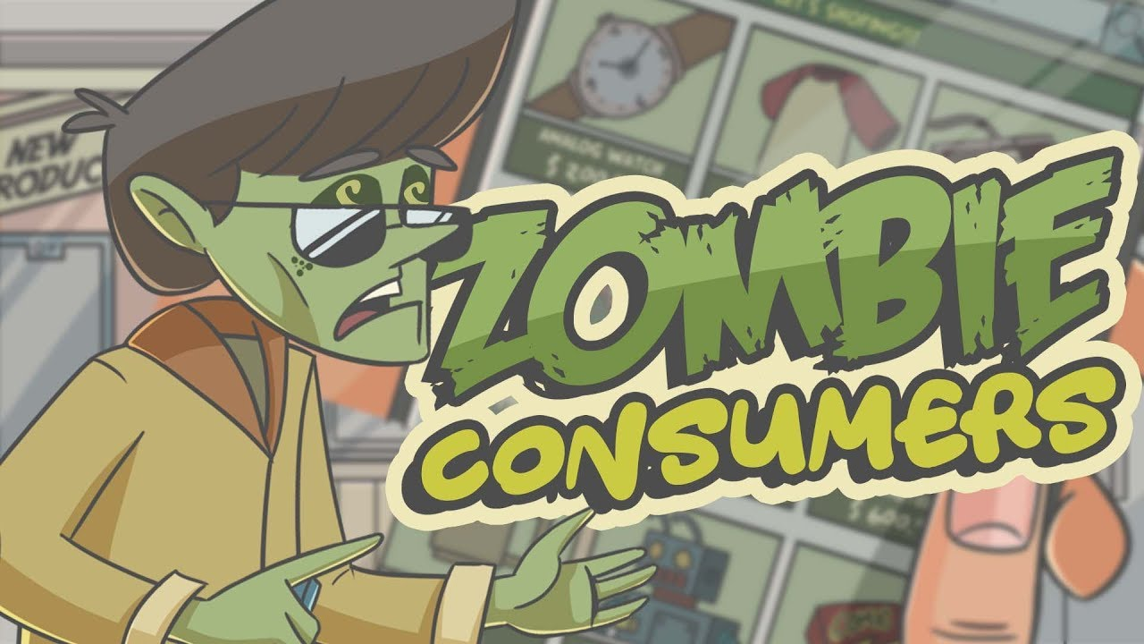 Zombie Consumers | Brother Nouman Ali Khan