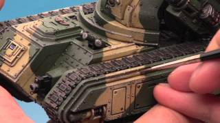How to Paint: Battle Damage and Weathering