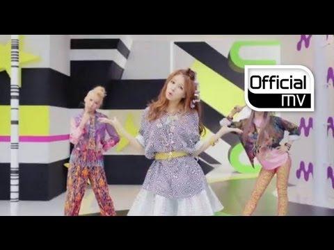 FIESTAR(피에스타) _ We Don't Stop MV