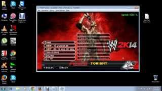 How to play WWE2k14 WWE2k15 on PC