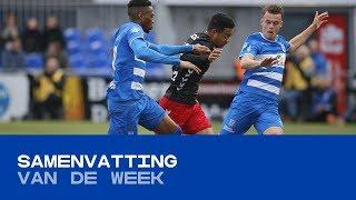 HIGHLIGHTS | PEC Zwolle - FC Utrecht