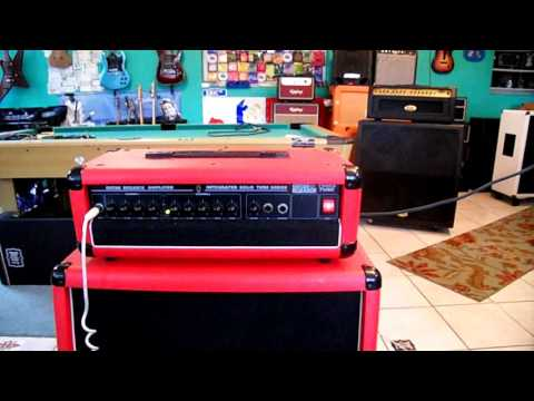 *Guitar Research T64RS Half Stack 4x8* (Demo & Review) Affordable