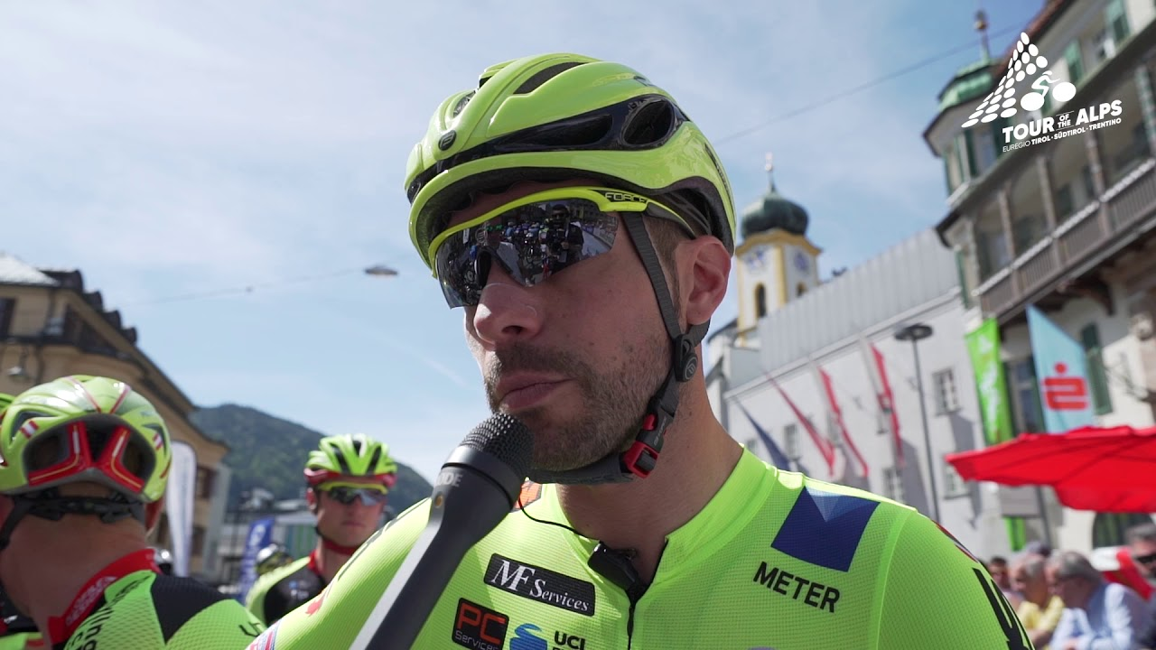 "Giovanni Visconti in Kufstein: ""I am getting better, let's give it a shot"""
