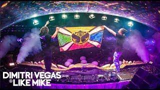 Dimitri Vegas & Like Mike Drops Only - Tomorrowland 2018