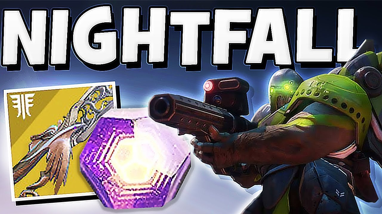 Destiny 2: NIGHTFALL 540+ REWARDS | Best Method Fast Easy !!