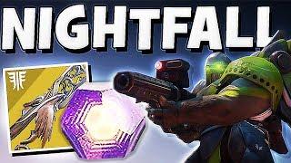 Destiny 2: NIGHTFALL 540+ REWARDS   Best Method Fast Easy !!