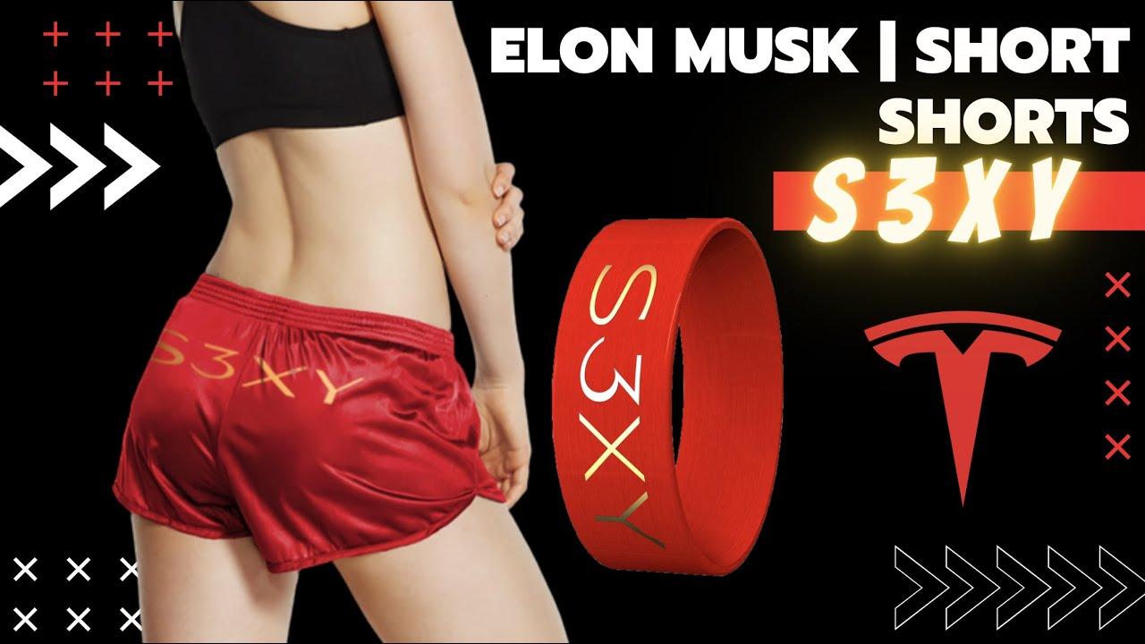 Elon Musk Releases Tesla Short Shorts Tsla Stock Breaks Record Youtube
