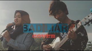 Imagine Dragons - Bad Liar  Cover Accoustic  Live One Take By Sh Projects From Riau