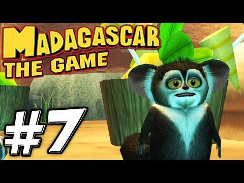 Прохождение игры Мадагаскар - Часть 7 - Подготовка к банкету.