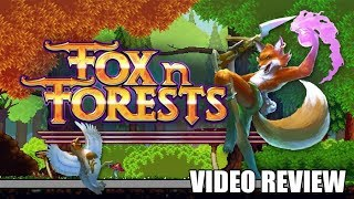 Review: Fox N Forests (Switch, PlayStation 4, Xbox One & Steam) - Defunct Games