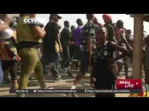Homowo: Ghana's biggest traditional harvest festival