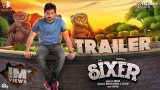 Sixer - Tamil Movie Trailer | Vaibhav, Pallak Lalwani | Ghibran | Chachi | Official