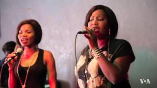 Ivory Coast's All-Female Band Breaks Social Barriers